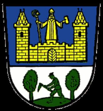 Tirschenreuth - Image: Wappen Tirschenreuth