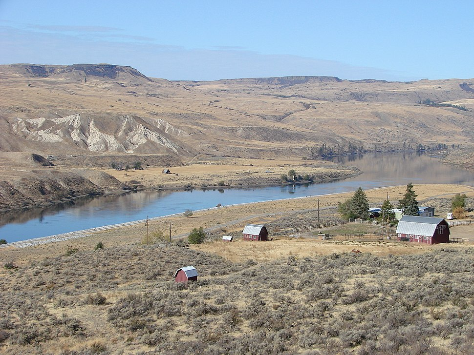 Washington State - Landscape near Okanogan WA - USA - 03