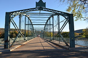 South Washington Street Parabolic Bridge