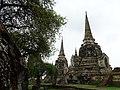 Wat Phra Si Sanpet - Ayutthaya - Thailand - 03 (34801229202).jpg