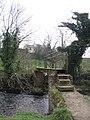 Water of Coyle Footbridge. - geograph.org.uk - 382403.jpg