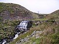 Waterfall Flinter Gill - geograph.org.uk - 277486.jpg