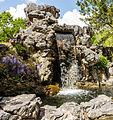 Waterval. Locatie, Chinese tuin Het Verborgen Rijk van Ming in de Hortus Haren 03.jpg
