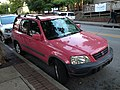 Wdog Honda CRV Pink.jpg