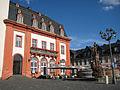 Weilburg-Marktplatz-Bistro Altes Rathaus (2013).jpg