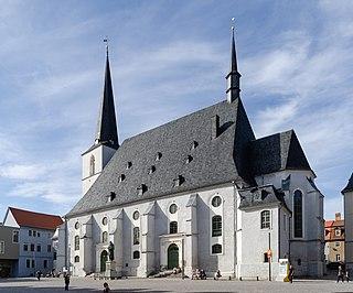 St. Peter und Paul, Weimar