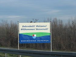 Welcome to Međimurje County