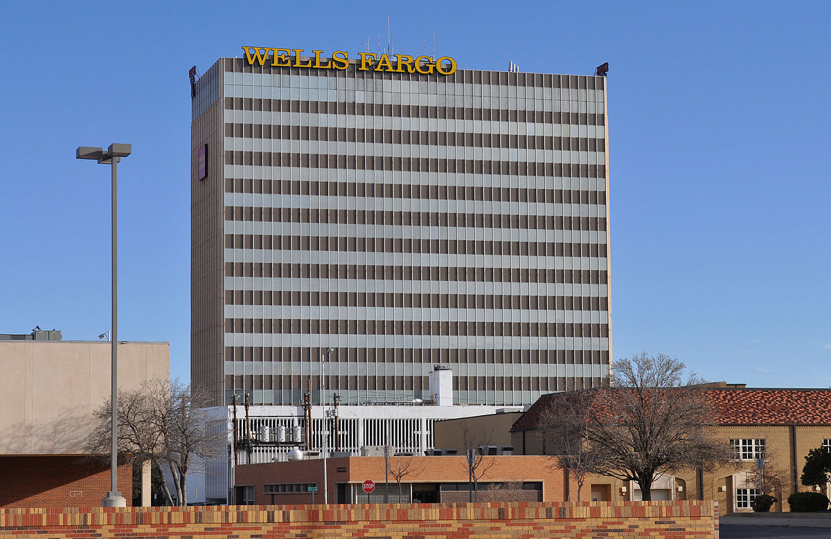 Wells Fargo Building Lubbock Wikipedia