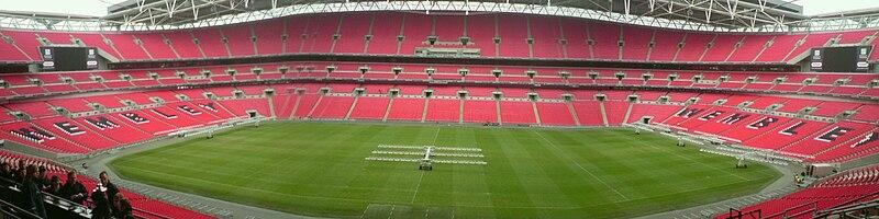 Wembley panoramic