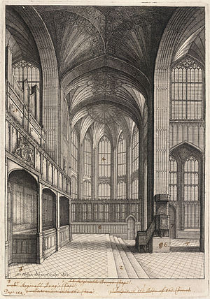 Reginald Bray - Bray's chapel in St George's Chapel, Windsor Castle