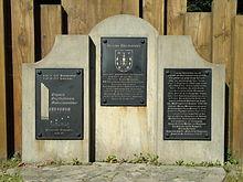 Denkmal in Werckmeisters Heimatort Benneckenstein (Quelle: Wikimedia)