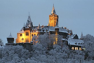 Wernigerode - Wernigerode Castle