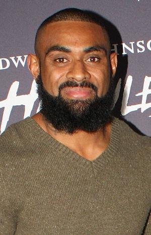 Wes Naiqama - Naiqama at the premiere of Hercules, June 2014