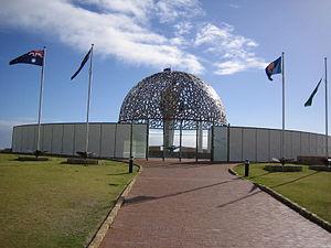 HMAS Sydney Memorial - Geraldton - WA