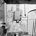 Westmuur consistorie (binnenzijde) met de daarin doorlopende zuidbeukmuur - Batenburg - 20028360 - RCE.jpg
