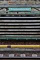 Wien U4 Friedensbrücke Schild 2014 02.jpg
