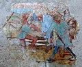 Wiener Neustädter Dom -- Fresko Erasmus 1.jpg