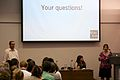 Wikimania 2014 MP 039 - Wikipedia Education Cooperative Panel.jpg