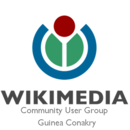 Wikimedia Community User Group Guinée Conakry logo cropped.png