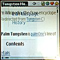Wikipedia en Tungsten Handheld on Tungsten C with PalmSource Web Browser 2.0.jpg
