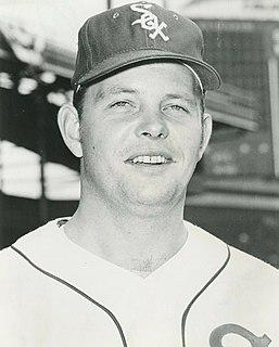 Wilbur Wood American baseball player