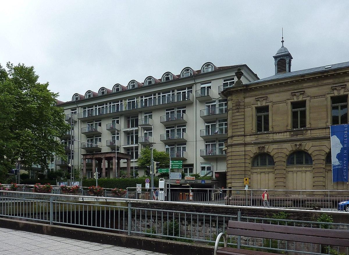 Bad Wildbad Hotel Valsana