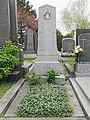 Wilhelm von Wertheimstein family grave, 2016.jpg