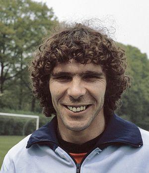 Willem van Hanegem - Willem van Hanegem in 1978