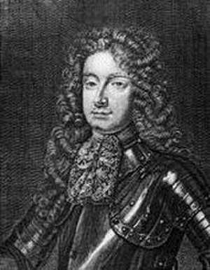 7th Dragoon Guards - William, Lord Cavendish, the first Colonel of the regiment