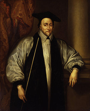 First Lord of the Admiralty - Image: William Juxon from NPG