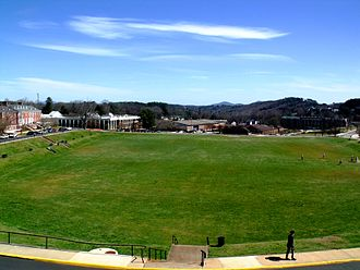 "William J. Livsey - The William J. ""Lipp"" Livsey Drill Field at the University of North Georgia"