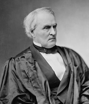William Strong (Pennsylvania judge) - Image: William Strong judge Brady Handy