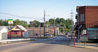 Williamstown, West Virginia City in West Virginia, United States