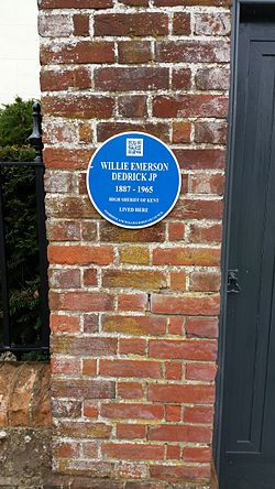 Photo of Blue plaque № 40581
