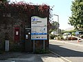 Wimborne Minster, postbox No. BH21 6, Pye Corner - geograph.org.uk - 972949.jpg