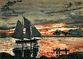 Winslow Homer - Sunset Fires.jpg