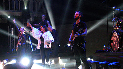 Picture of a band or musician: Within Temptation