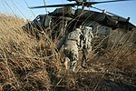 Wolfhounds, Iraqi National Police conduct air assault mission in Istaqlal DVIDS144634.jpg