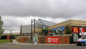 Woodall services - Image: Woodall Services