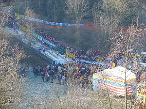 English: The World Championship Cyclo-cross in...