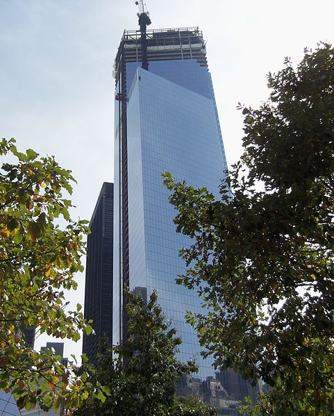 File:World Trade Center Three Construction.JPG