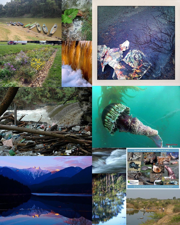 Día Mundial Del Agua Wikipedia La Enciclopedia Libre