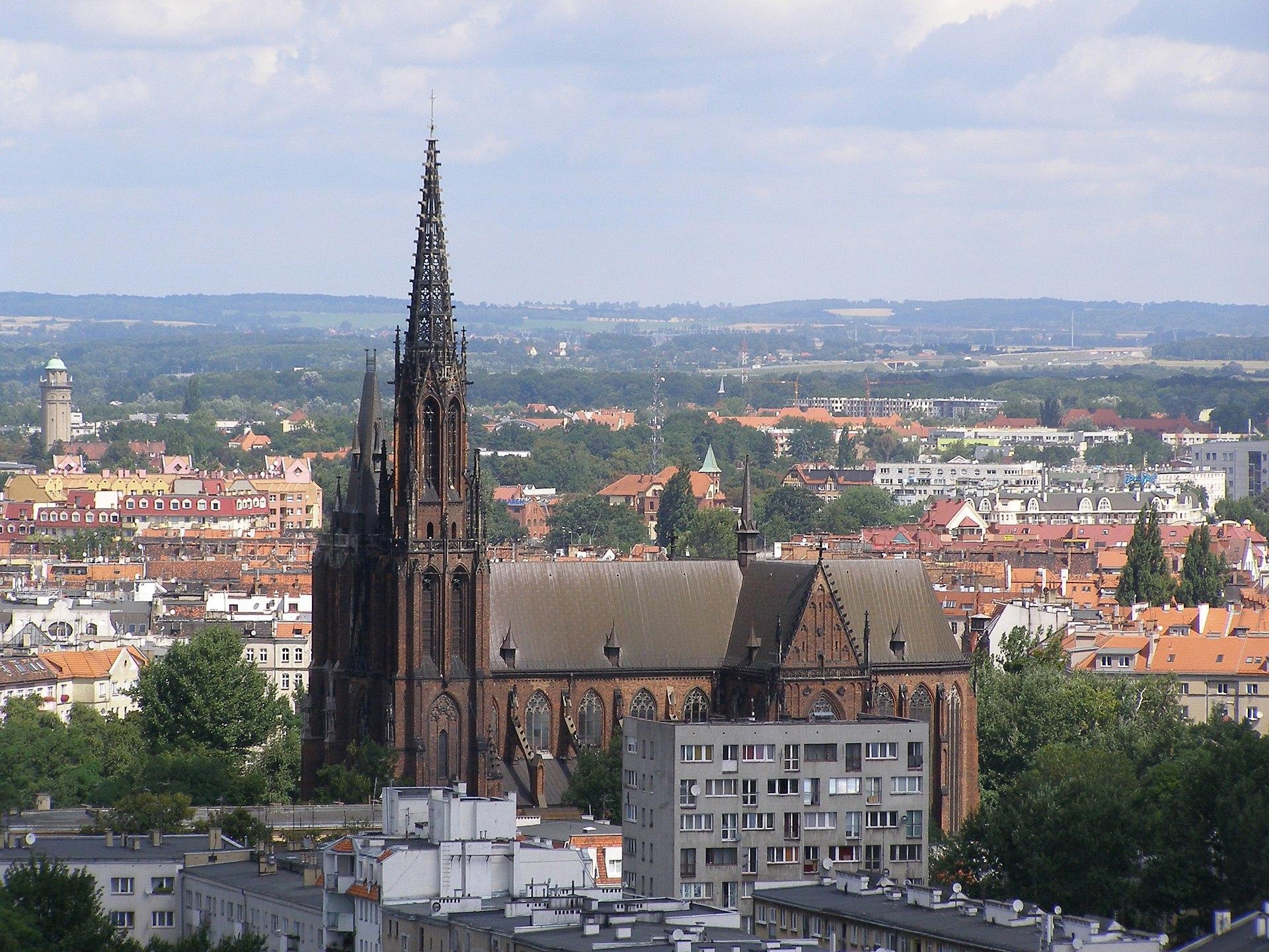 Zabytkowe walory kościoła Świętego Michała
