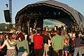 Wychwood Festival main stage 2009.jpg