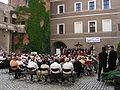 X Zamkowe Spotkania Chóralne 26.06.2005.JPG