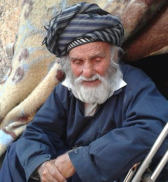 Hossein Kohkan - Khalo Hossein Kohkan in his cave