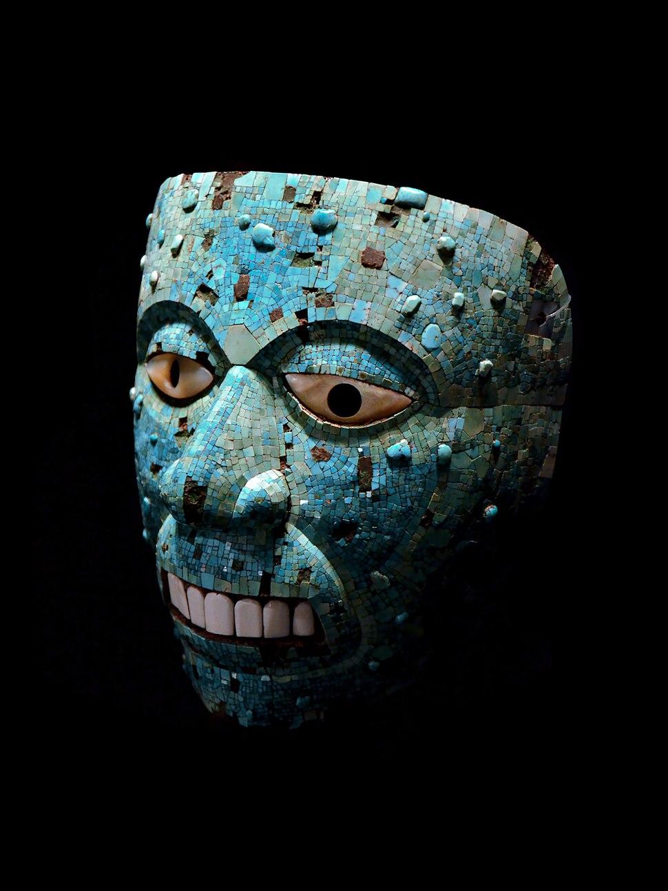Xiuhtecuhtli (mask)