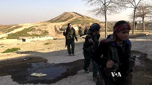YPG à Kobané7