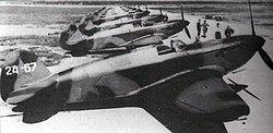 Jak–1 repülőgépek 1941-ben