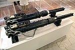 YakBYu-12,7 and YakB-12,7 machine guns in Tula State Arms Museum - 2016 01.jpg